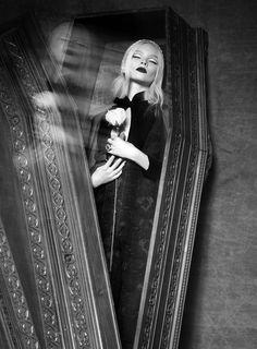 Anna Gerasimova by Koray Parlak for Elele Magazine