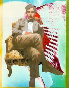 Stephen Boyling - Self-Portrait #119
