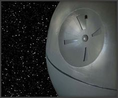 Death Star Grill-this is pretty awesome