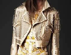 stud jacket, stud fashion