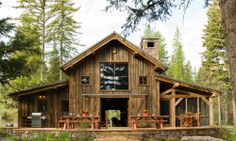 Montana Mountain Retreat| Heritage Restorations