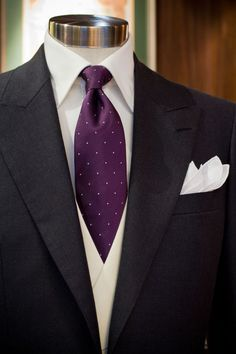 I love purple #ties!