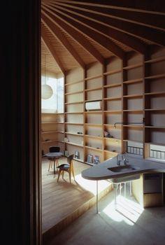 Wooden - Tree House - Mount Fuji Architects Studio