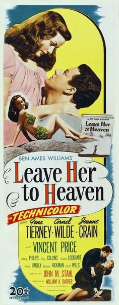 Leave Her to Heaven  ****