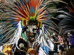 Concheros de Querétaro. www.queretaro.travel