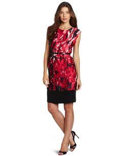 Anne Klein Women`s Wedge Dress