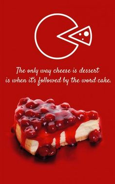 cheeseCAKE!  facebook.com/ChestnutStreetKitchens