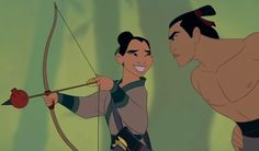 Mysterious as the Dark Side of the Moon: #Mulan Metaphors (read here: http://di.sn/d9C)