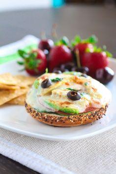 veget bagel, sandwich, vegetables, gardens, bagel melt