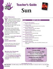 FREE 12-page Downloadable Lesson Plan for Kids Discover Sun!