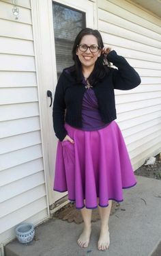 Pavlova Skirt on Lei