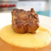 Polenta - Polenta Recipe - Creamy Polenta Recipe