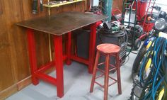 New TIG table - WeldingWeb™ - Welding forum for pros and enthusiasts