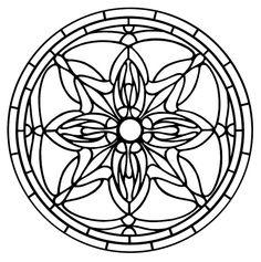 Mandala 588