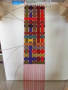 Native American Loom Beadwork Patterns | Native American Loom Beading Patterns I16jpg Picture