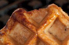 Liege Waffle Caramelized