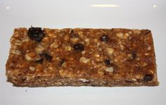 No-Bake Chocolate Chip Cookie Dough Protein Bars
