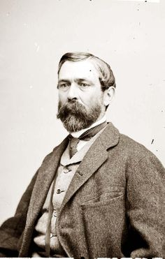 Civil War Confederate Generals   Lieutenant General Richard Taylor, officer of the Confederate Army