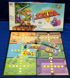 A Zelda board game!?! Yes!