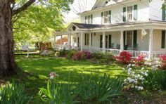 Rosemary House Bed and Breakfast in Pittsboro, NC got 27% savings on energy bills since energy audit + weatherization through Home Performance NC.
