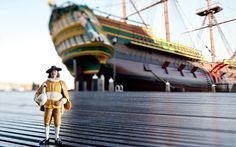 madurodam VOC ship