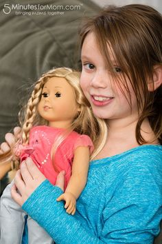 American Girl of the Year Isabelle Christmas Giveaway. Enter to win this American Girl Doll for under your tree.