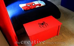 spiderman trunk