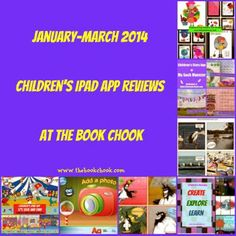 The Book Chook: January-March 2014 Children's iPad App Reviews at The Book Chook