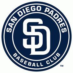 SD Padres logo