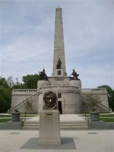 Lincoln's Tomb, Springfield, Illinois