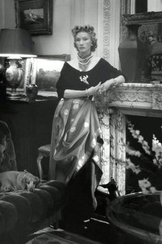 style icon...Millicent Rogers