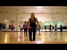Zumba - Moves Like Jagger exercise-videos