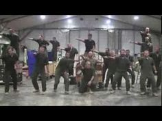 Bored Swedish Marines -- Musical Greased lightnin' in Afghanistan