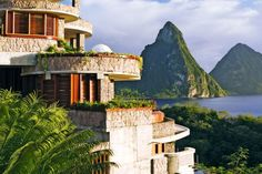 Beautiful St, Lucia, #1 spot in the Caribbean for a honeymoon, St. Lucia is also known as the Hawaii of the Caribbean.