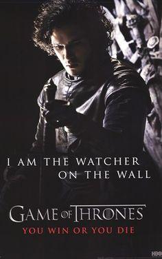 You know nothing, Jon Snow :P