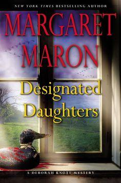 """Designated daughters"" by Margaret Maron / MYS MARON [Aug 2014]"