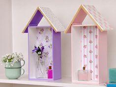 Casitas on pinterest manualidades candy house and - Manualidades con cajas de zapatos ...