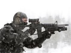 Special Ops in a snowy country