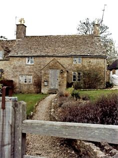 Cotswold Cottage - English Country Home - Original Colour Photograph by ItalianGirlinGeorgia on Etsy