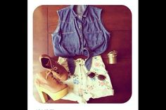 Hipster Outfit #heels #cute #hipster #outfit