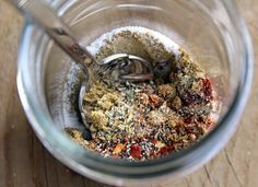 Homemade Taco Seasoning by rachelcooks #Taco_Seasoning