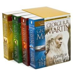 Game of Thrones Series - George R.R. Martin