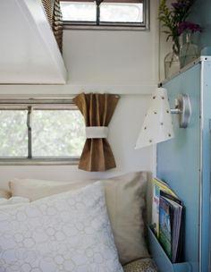 A bedroom on wheels! (Serro Scotty camper)