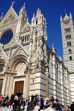 Duomo de Siena, Italy