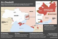 A look at breakaway statelets that emerged after the Soviet Union's collapse http://on.wsj.com/1tw9QKD  via @WSJGraphics