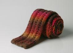 Knitters' Emergency Scarf