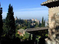 Alhambra, Spain favorit place, travelandplac, stuff, beauti place, art, places, alhambra spain, spain travel, dream destin