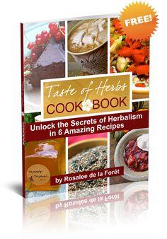 Taste of Herbs Cookbook: Unlock the Secrets of Herbalism in 6 Amazing Recipes. This taste of herbs cookbook shares 6 amazing cooking recipes with the best of powerful herbs for your greater health...