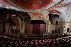 The Paramount Theatre Newark, NJ - Matt Lambros