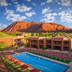 Enter for a chance to win a three-day, two-night stay for two at the relaxing Red Mountain Resort in the breathtaking natural setting of Southwestern Utah. #win #free #sweepstakes #giveaways